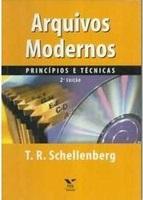 """Capa do livro """"Arquivos Modernos"""""""