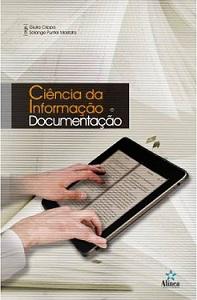 Capa do livro Ciência da Informação e Documentação