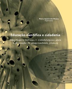 Capa do livro Educação científica e cidadania