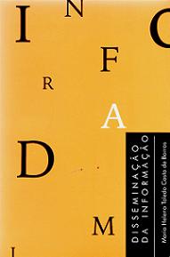 Capa do livro Disseminação da Informação