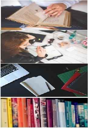 Vamos ler. Vamos pensar. Vamos escrever. Vamos publicar. Vamos pesquisar!
