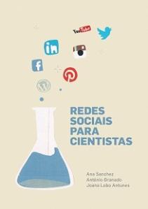 Capa do livro Redes sociais para cientistas