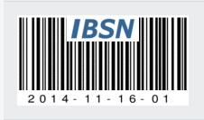 IBSN do blog Estante de Bibliotecária